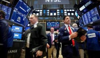 美股周五收高   标普500指数收涨3.82点  金融板块领涨
