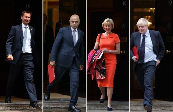 谁有可能成为新总理?希望成为英国下一任总理的顶级竞争者
