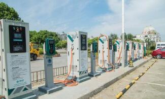 天津市发展改革委关于印发《加快居民小区公共充电桩建设实施方案》的通知