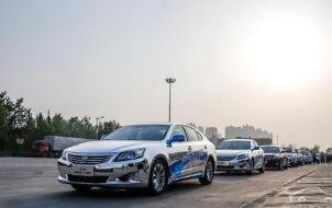 杭州无人驾驶汽车开放测试 华为等获得测试牌照