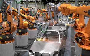 中国机器人产业高速增长,1-3月行业营收增速超20%