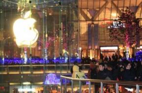 一季度iPhone在全球智能手机市场份额下降,沦为第三名