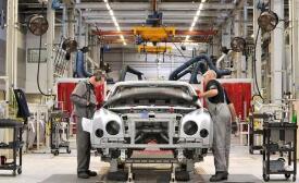 英国4月份工业产出环比下降2.7%