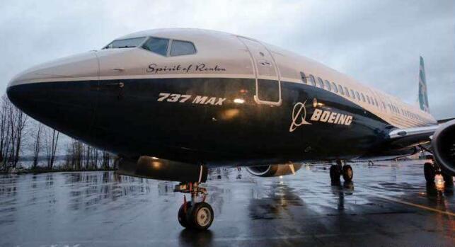 波音737MAX停飞后首获新订单