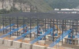 全球在建最大绿色建筑骨料生产基地长九(神山)灰岩矿项目一期投产