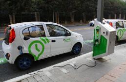 海口新能源汽车充电基础设施项目开工 今年年底可满足超1万台电动汽车充电需求