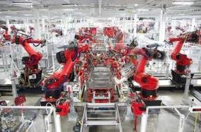 去年深圳机器人产值近1200亿 同比增长近14%