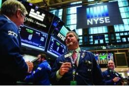 美股8日大幅收高  道指涨371.12点  大型科技股上涨