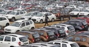 印度7月份汽车销量同比下跌31%