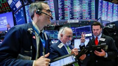 欧股周五大幅收涨  银行和公用事业股领涨