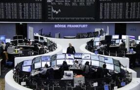 欧洲股市周二收盘下跌 德国DAX 30指数下跌0.55%