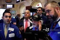美国股市周二走低 道指下跌173.35点 金融和材料板块领跌