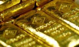 纽约黄金期价20日收于每盎司1515.7美元,涨幅为0.27%