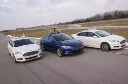 福特高管表示自动驾驶汽车使用寿命只有四年