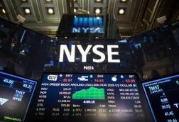 美股周一收盘下跌,道指结束此前8连涨行情