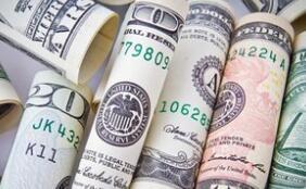 美元兑一篮子货币上周五上涨
