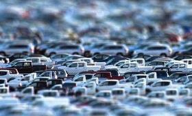 中国车市短期内波动 长期形势仍然向好