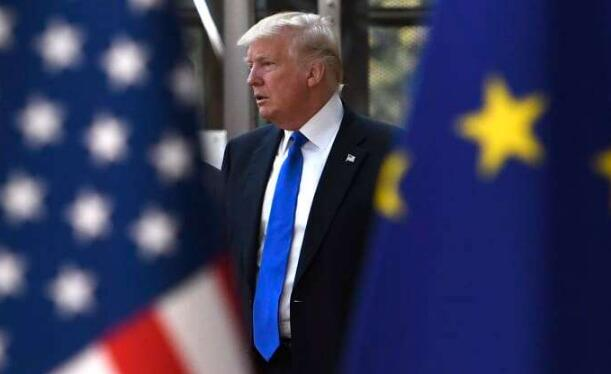 世贸组织做出有利美国裁决 特朗普或向欧盟加征75亿美元关税