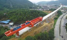 海南:加速推进项目建设 华盛PC项目假期加紧施工