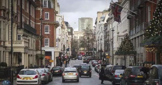 英国9月房价涨幅创6年多新低