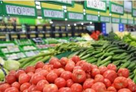 猪肉价格涨幅回落 水果价格持续下跌