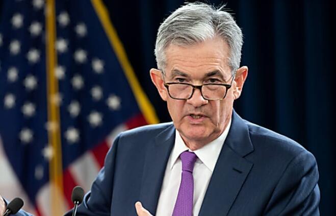 """鲍威尔说,美联储需要在升息之前看到通货膨胀率""""真正显着""""上升"""