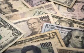 美元兑日元周四上午下跌