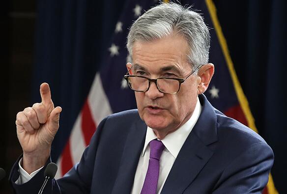 """美联储:只要经济继续增长且通胀趋势降至2%  当前的政策""""很可能会保持适当"""""""