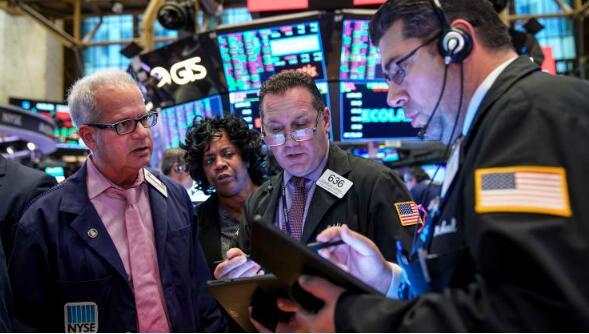 """华尔街""""恐惧指数""""出现不同寻常的趋势"""