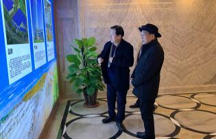 中国文保民族品牌文化委员会领导到企业走访调研