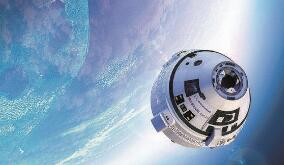 """美波音公司将首次试飞""""星际客机"""""""