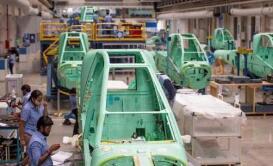 印度10月份工业生产指数同比萎缩3.8%