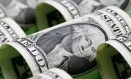美元兑一篮子货币周五小幅走低