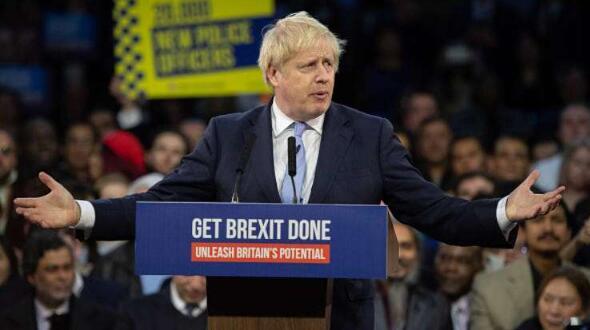 三个词使鲍里斯·约翰逊(Boris Johnson)获得了他渴望的英国大选胜利