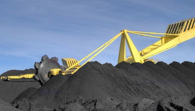 2019年11月份原煤产量3.3亿吨,同比增长4.5%