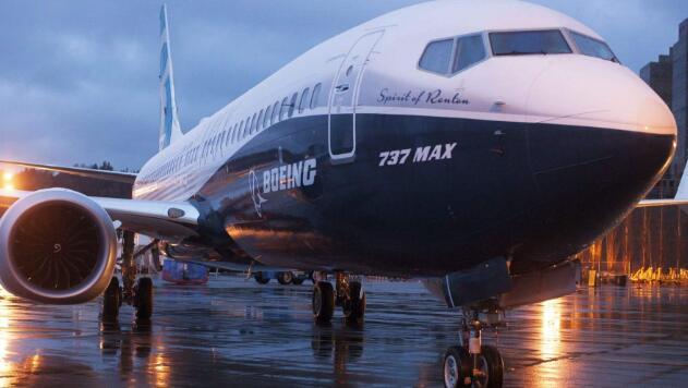 波音将在1月中止737 Max的生产