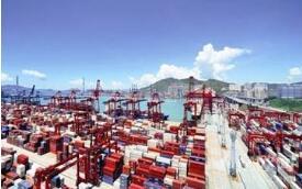 韩国去年出口下降10.3% 创10年来最大降幅