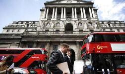 英国央行调查:企业对脱欧影响的忧虑有所减轻