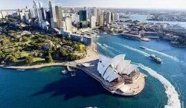 澳大利亚房价创下10年来最大三个月涨幅