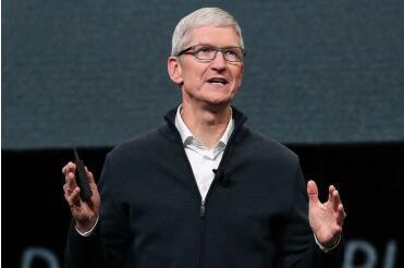外媒:2019年苹果高管总薪酬均同比下降