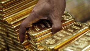 现货黄金涨幅扩大至1% 升破1590美元/盎司