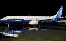一架波音737客机在起飞后在伊朗坠毁,机上180人