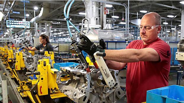 美国就业市场在2019年年底不及预期:非农就业人数增加14.5万人