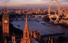 英国去年11月国内生产总值(GDP)萎缩了0.3%