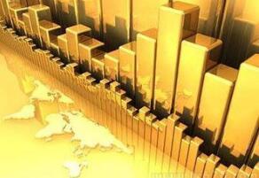 国际黄金期价15日上涨9.4美元