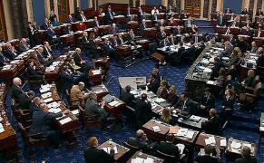 美国会参议院否决特朗普弹劾案审理阶段取证动议