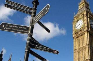 英国经济去年四季度零增长