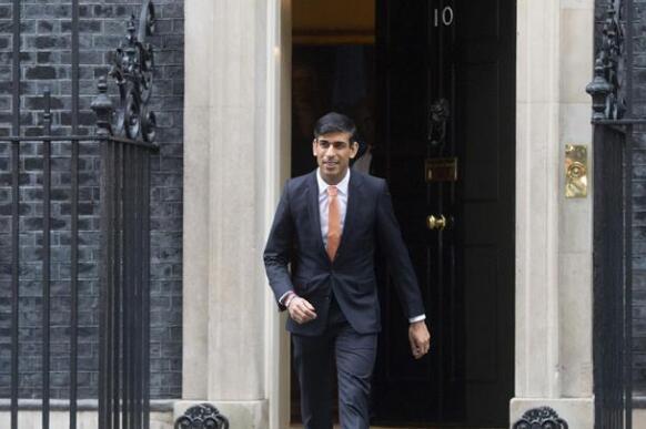 英国政府任命里希·苏纳克为新财政大臣