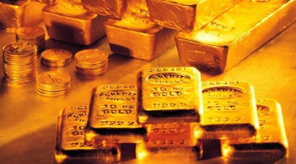 上海黄金交易所黄金T+D周三收盘上涨1.07%