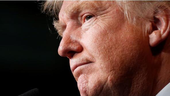 自特朗普当选以来,道琼斯指数上涨了38%